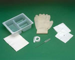 Basic Tracheostomy Clean & Care Trays