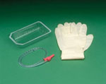 Suction Catheter Kit w/ 2 Gloves