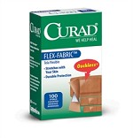 CURAD Flex-Fabric Bandages (24 Boxes)