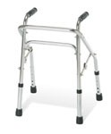 Todler Folding Walker, Aluminum