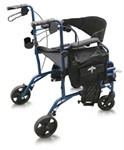 Excel Translator/Rollator (blue)